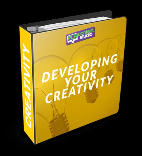 creativity-plr-articles-pack