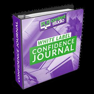 PLR-WHITE-LABEL-journal-confidence-self-confidence