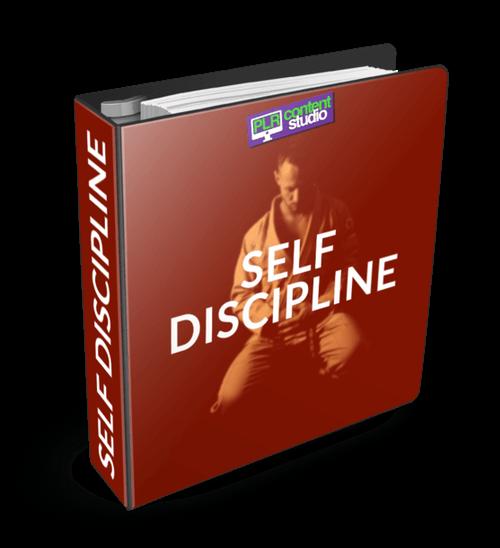self-discipline-plr-package