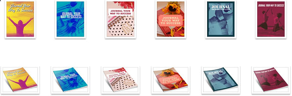 Journaling-plr-graphics-covers