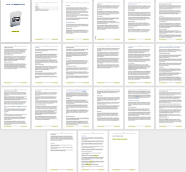 Sleep-Problems-PLR-Screenshot-1-ebook