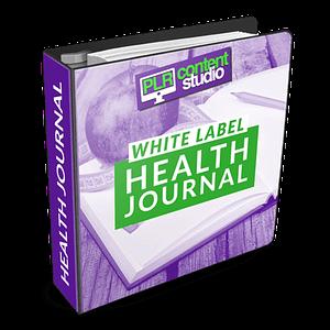 PLR-WHITE-LABEL-journal-health-wellbeing