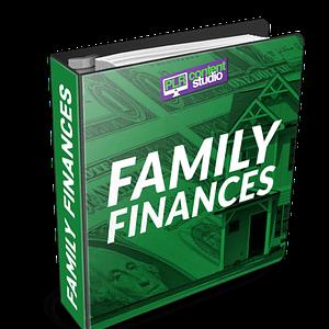 family-finances-plr-content-pack