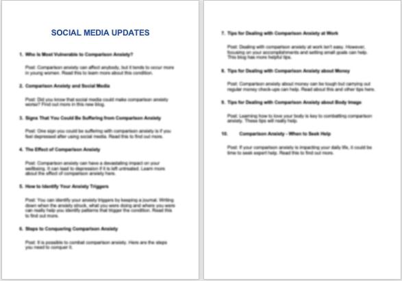PLR-Social-Media-Updates
