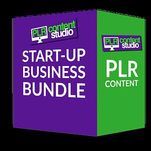 START-UP-BUSINESS-PLR-BUNDLE box shot