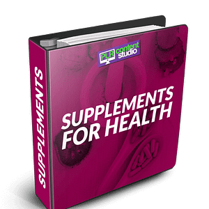 nutrition-supplements-plr-content-package