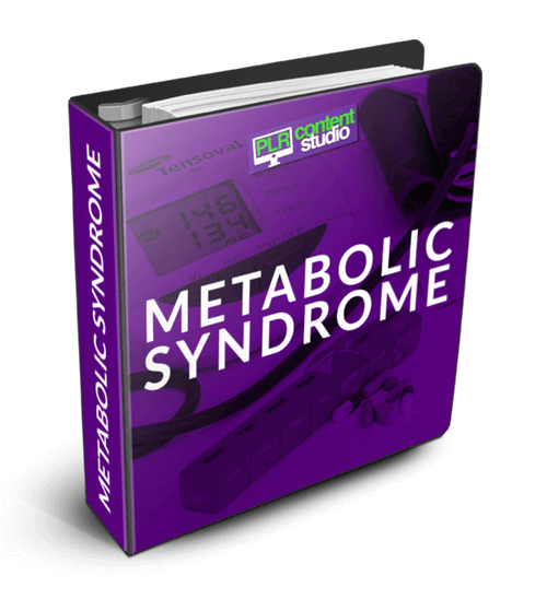 metabolic-syndrome-plr-content-pack
