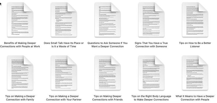 Deeper-relationships-plr-articles