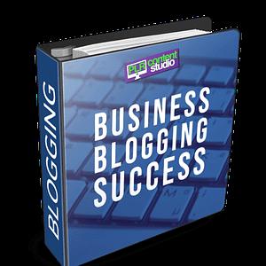 business-blogging-plr-content-package