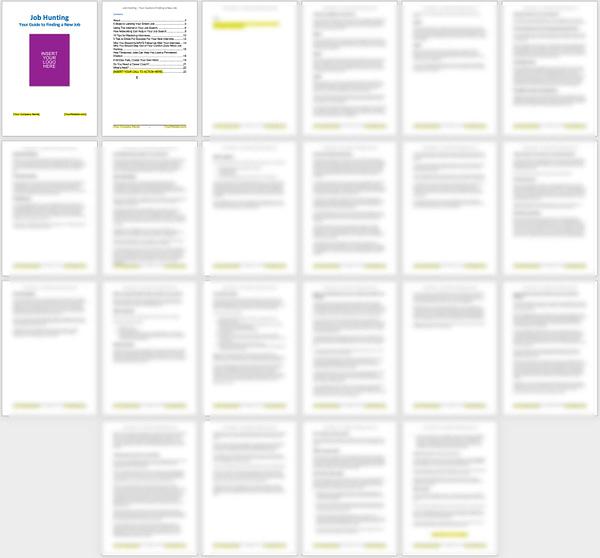 job-hunting-finding-a-job-plr-ebook-main