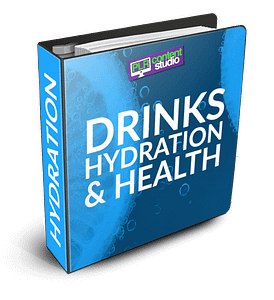 health-drinks-hydration-plr-content-package