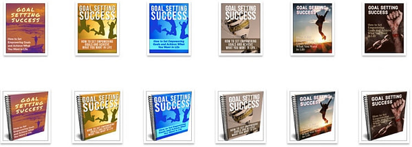 goal-setting-plr-ebook-graphics